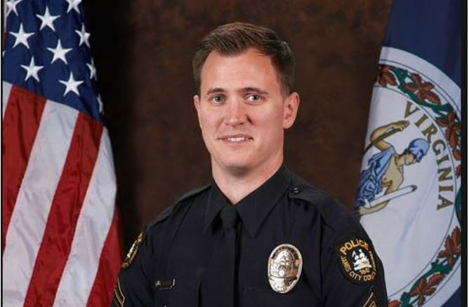 Officer Brandon Frantz