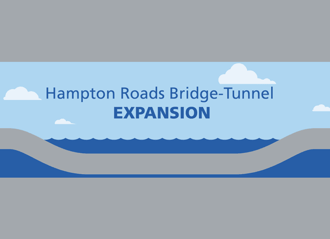 Hampton Roads Bridge Tunnel Expansion web logo