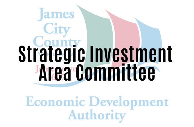 EDA Strategic Investment Area Committee