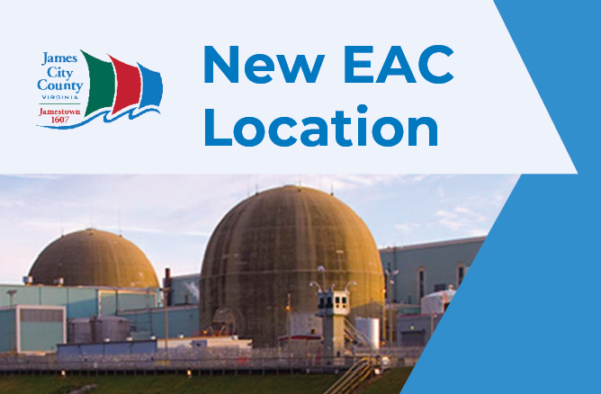 New EAC Location