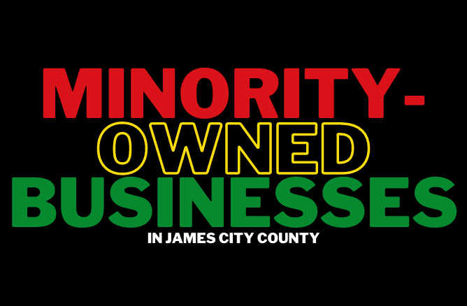 Minority-Owned Businesses in JCC