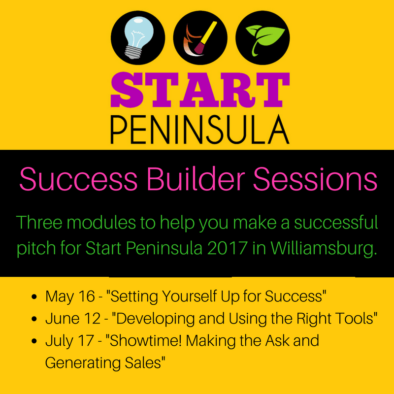 START Peninsula Success Builder Sessions information